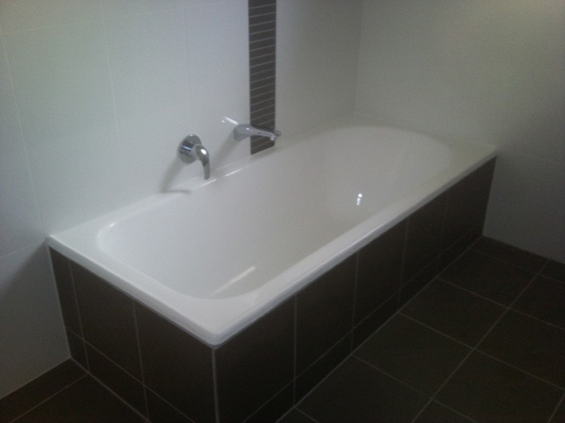 Resurfacing Solutions SA - Tub Resurfacing After